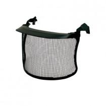 Pantalla rejilla nylon visera corta, reducción lumínica 45% V4BK (10 pantalals)