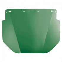 Recambio pantalla policarbonato verde (tono 5-2) 4E (10 pantallas)