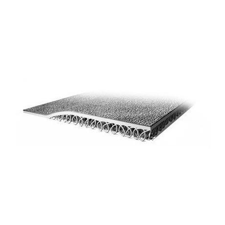 Antifatiga Cushion Mat 3270E (Vinilo en bucle. Bordes integrados) - Espesor:13mm SW3270E Negro