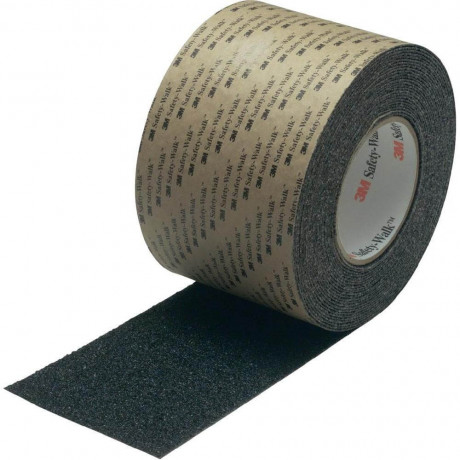 Antideslizantes Safety-Walk Alta Agresividad - Soporte Flexible. Grano Grueso 710 Negro