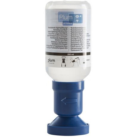 Soluciones 200ml pH neutro de lavaojos para ácidos y alcalinos - EW06