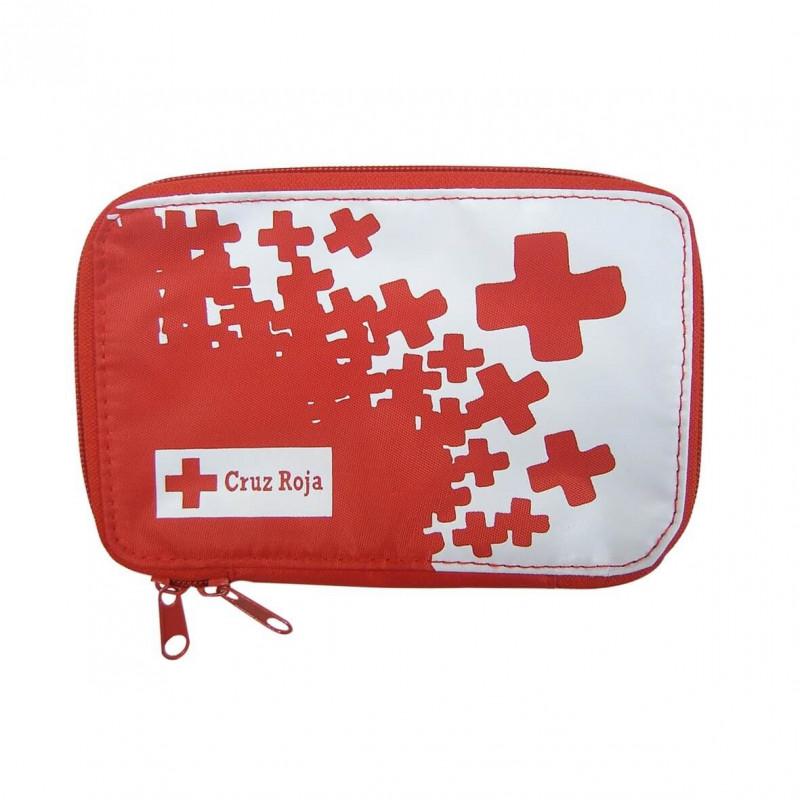 Botiquín de Cruz Roja de Paseo