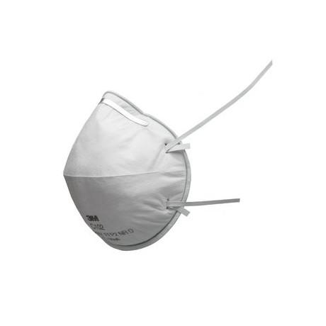 Mascarilla FFP2 NR D s/válvula C102 (240 mascarillas)