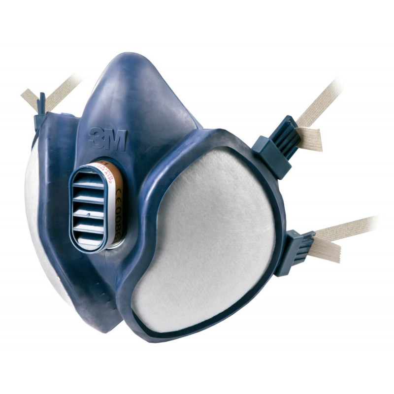 Máscara FFA1P2 R D 4251 (10 máscaras)