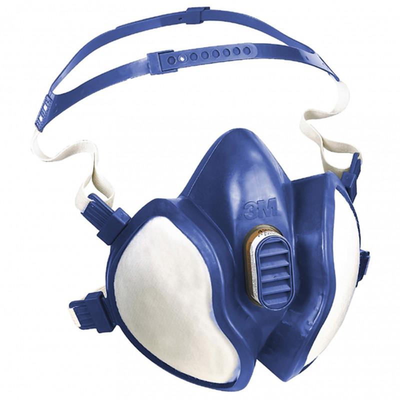 Máscara FFA2P3 R D 4255 (10 máscaras)