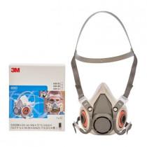 Media máscara Serie 6000 (8 máscaras)