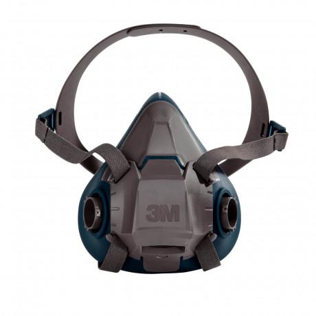 Media Máscara 6500 - silicona (10 máscaras)