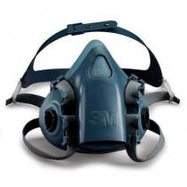 Media máscara 7500 - silicona (10 máscaras)