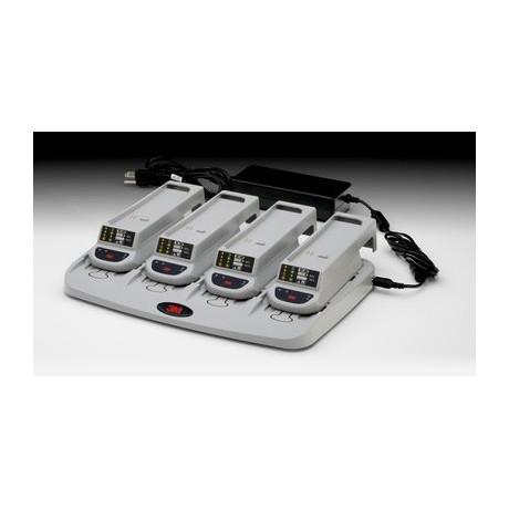 Kit de cargador múltiple para 4 baterías Versaflo TR300 TR344E