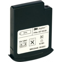 Batería de Seguridad Intrínseca para JÚPITER 4 horas, cubierta, clip para cinturón DECON 0851200P