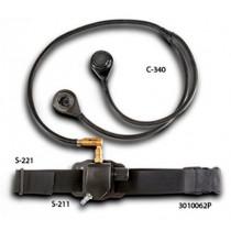 Cinturón para DUSTMASTER y también para V-500, V-100, V-200, Visionair y S200+ 3010062P (5 cinturones)