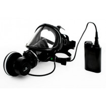 3M POWERFLOW Motorizado con Máscara Completa 7900PF