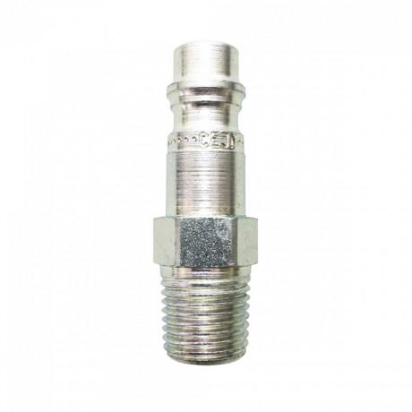 """Conector rápido unidad de cintura Rectus 95 macho rosca macho 1/4"""" BSP"""