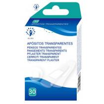Apósitos transparentes (3 tam) 300 Unidades.