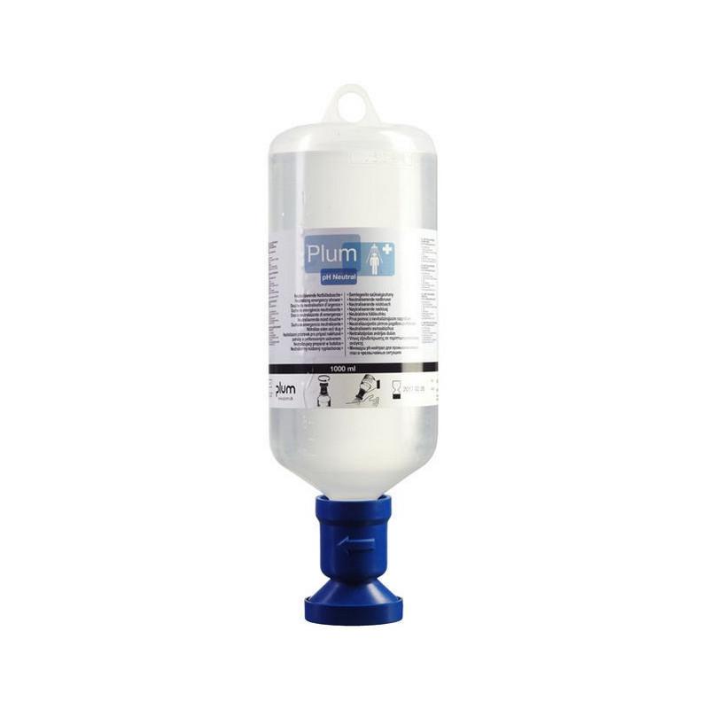Soluciones 1.000ml pH neutro de lavado áreas grandes para ácidos y alcalinos - EW08