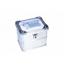 Caja Almacenamiento Aluminio Irudek