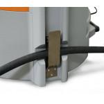 Aparato de alto vacío con cambio de filtro libre de contaminación para antorchas con aspiración (ref. MINIFIL)