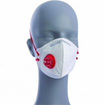 Mascarilla plegable Irudek Protection IRU 420 SLV