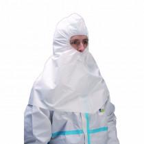 Capuz desechable Irudek Protection Protex 4100 (Paquete de 100ud)