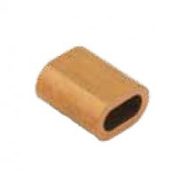 Sekurcable Casquillo de cobre