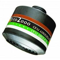 Filtro Scott PRO 2000 A2B2E2K2