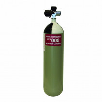 Botella de acero CYL 1640-RA