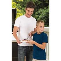 Camiseta unisex de manga corta y cuello redondo - Kobin