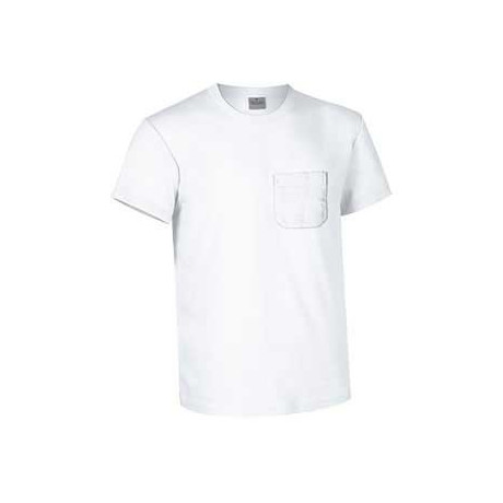 Camiseta unisex de manga corta con bolsillo - Bret