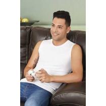 Camiseta unisex sin mangas y cuello redondo - Nappa