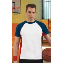 Camiseta unisex de manga corta ranglán - Vulcan