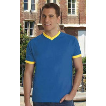 Camiseta unisex de manga corta ranglán - Twin