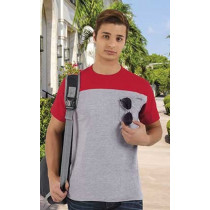 Camiseta unisex de manga corta y cuello redondo - Dock
