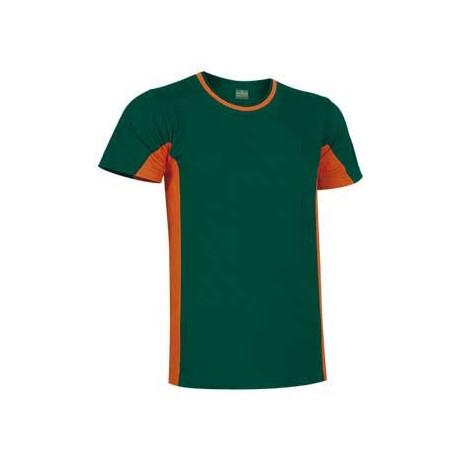 Camiseta unisex de manga corta y cuello redondo - Bombay
