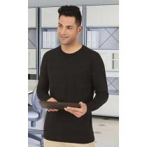 Camiseta unisex de manga larga y cuello redondo - Paul