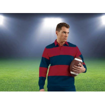 Polo rugby hombre manga larga - Ruck