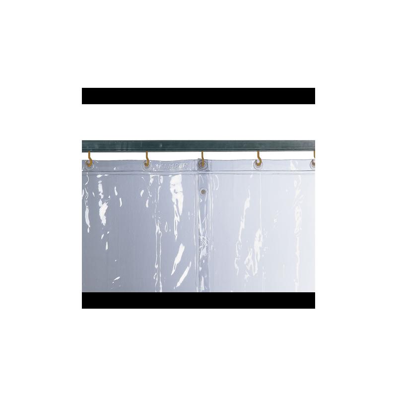 Cortina soldadura transparente / cristalina - EN 1598 & ISO EN 25980 (ref. 1610_)