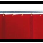 Lama para soldadura / Cortina lama para soldadura NARANJA - EN 1598 & DIN EN ISO 25980 (ref. 2215_)