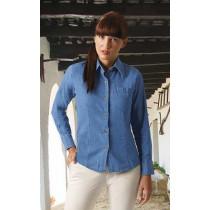 Camisa mujer manga larga - Panter