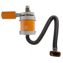 Aparato de aspiración fijo con un brazo con filtro de alto rendimiento para humos de soldadura (ref. WSFS01)