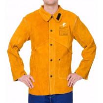Chaqueta Golden Brown con dorso tela ignífuga