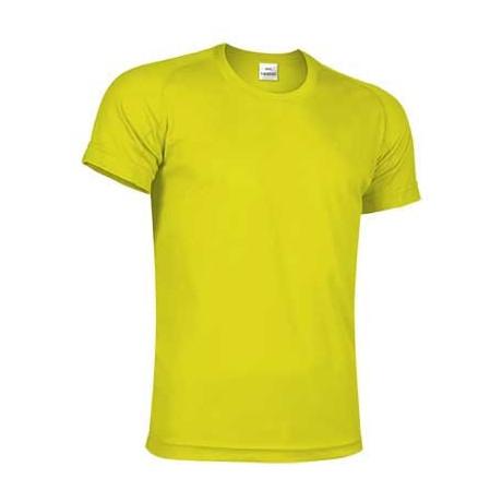 Camiseta ligera, especialmente preparada para trabajo y deporte (ref. RESISTENCIA)