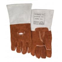 Guante soldador Revestido con lana y COMFOflex ®