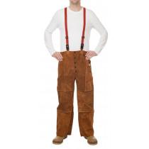 Pantalón Lava Brown ™ con dorso cerrado