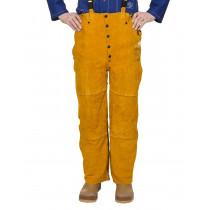 Pantalón Golden Brown ™ con dorso cerrado