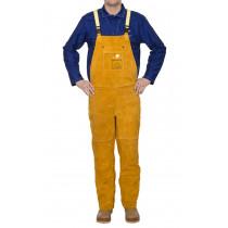 Pantalón Golden Brown ™ con proteccion pecho y dorso cerrado