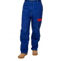 Pantalón azul ignifuga Fire Fox ™