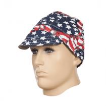 Gorra soldador, bandera USA