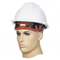 Banda antisudorante casco, paquete de 2 piezas (25 cm. longitud)