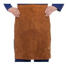 "Mandil Lava Brown ™ Largo 60 cm (23"") (ancho 60 cm !)"