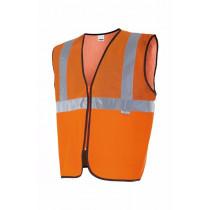 Chaleco profesional con tejido de rejilla alta visibilidad Serie 146